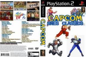 Download - Capcom Snes Classics | PS2