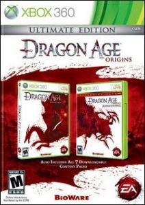 Dragon Age Origins Ultimate Edition - XBOX 360 ISO
