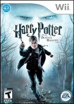 Harry Potter and the Deathly Hallows - Harry Potter e as Relíquias da Morte - Wii - ISO