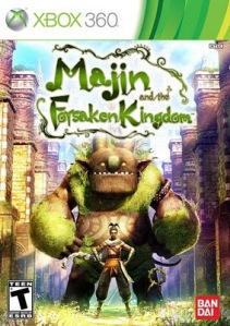 Majin and the Forsaken Kingdom - XBOX 360 - ISO