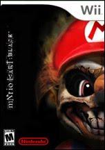 Mario Kart Black