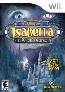 Princess Isabella: A Witch's Curse – Wii ISO