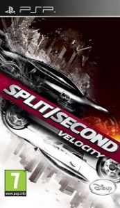 Split/Second Velocity  - PSP - ISO
