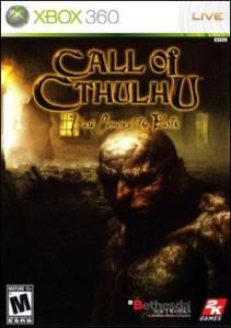 Call of Cthulhu: Dark Corners of the Earth - XBOX ISO