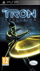 TRON Evolution – PSP ISO
