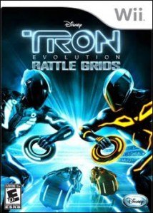 Tron Evolution Battle Grids – Wii ISO